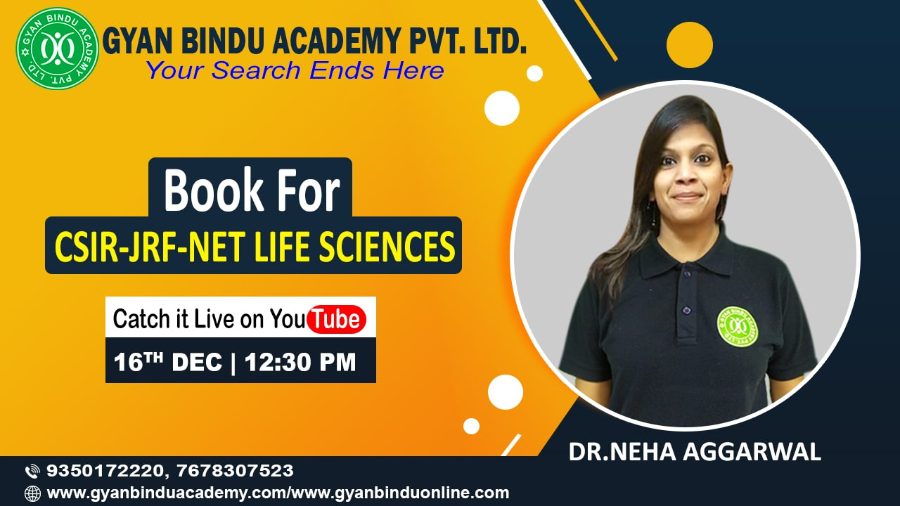Important Books for CSIR JRF NET LIFE SCIENCES